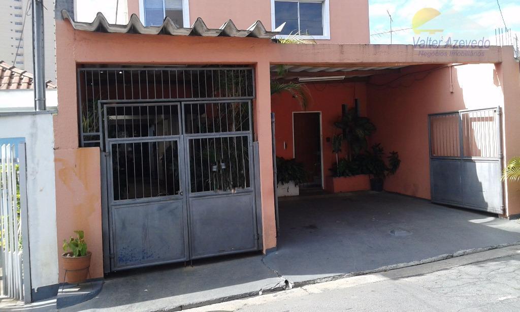 Sobrado  comercial à venda, Vila Romana, São Paulo.