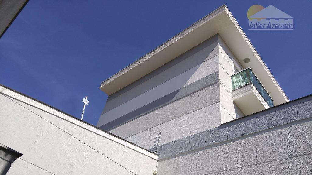 sobrados novos em condomínio fechado vila mazzei !!!, rico em detalhes de acabamento área construída 120...