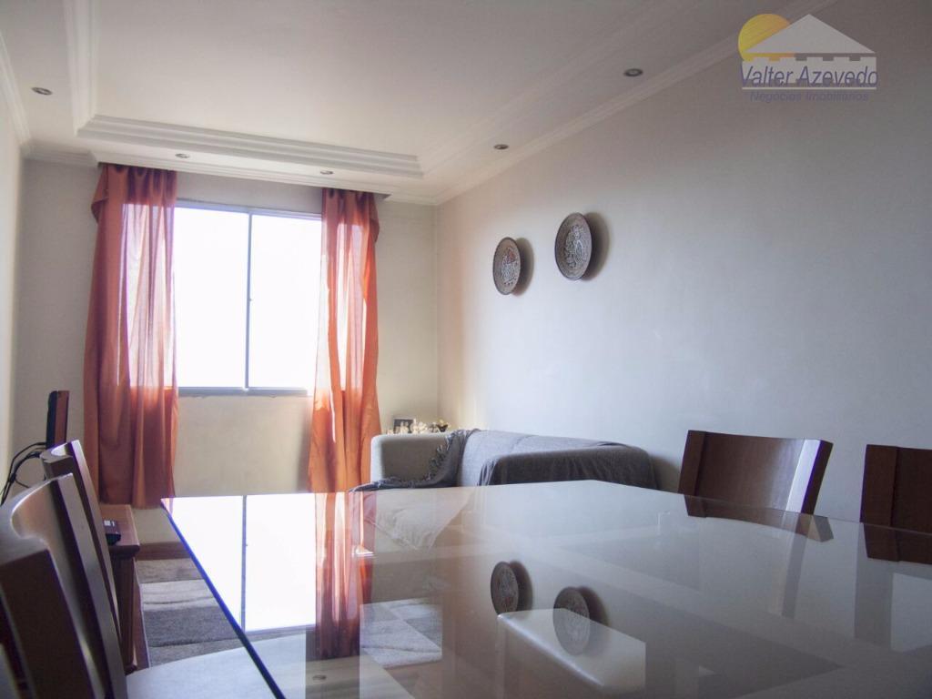Apartamento residencial para venda e locação, Vila Irmãos Arnoni, São Paulo.