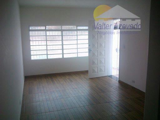 Sobrado residencial para locação, Vila Isolina Mazzei, São Paulo.