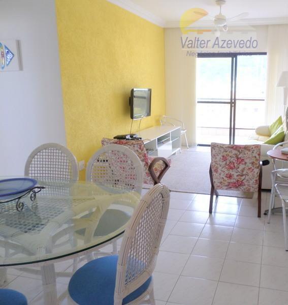 Apartamento residencial para locação, Jardim Santa Genoveva, Guarujá.