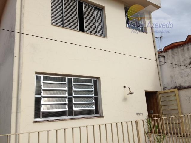 Sobrado residencial para venda e locação, Lauzane Paulista, São Paulo.
