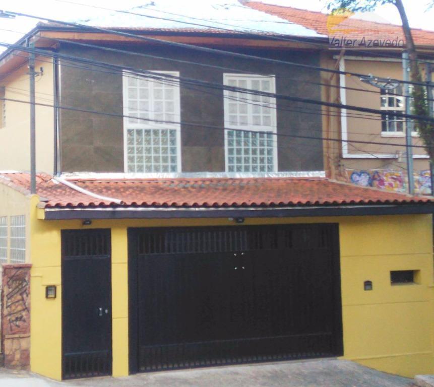 Sobrado residencial para venda e locação, Jardim São Paulo(Zona Norte), São Paulo.