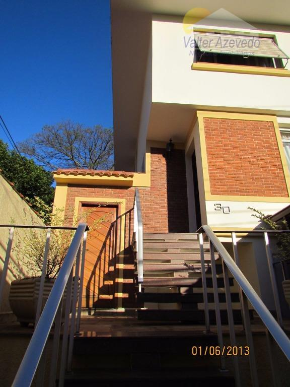 Sobrado residencial à venda, Vila Mariza Mazzei, São Paulo.