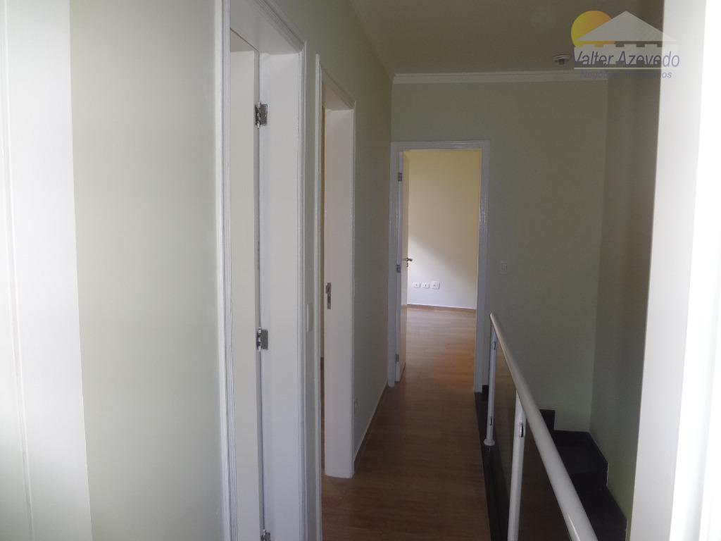 lindo sobrado em condomínio fechado !!! com 03 dormitórios sendo 01 suíte, sala ampla, cozinha, 03...