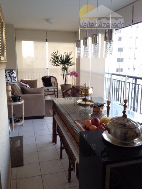Apartamento residencial à venda, Santa Terezinha , São Paulo.