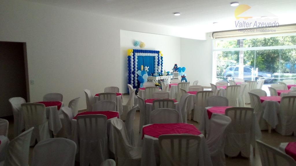 prédio novo na av. maria amália !!!! 200m² de área construída, salão inferior c/ 4 wc,...