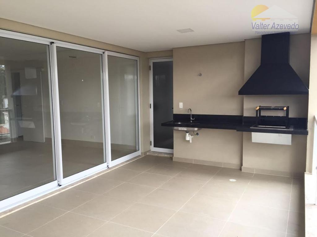 maravilhoso apartamento novo !!! com 4 dormitórios sendo 2 suítes, 3 banheiros, 3 vagas de garagem...