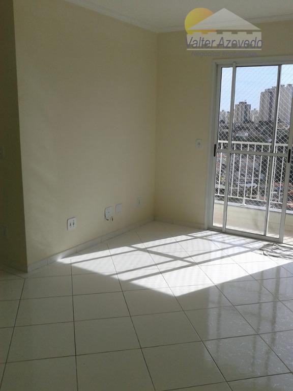 Apartamento residencial para locação, Vila Aurora (Zona Norte), São Paulo.