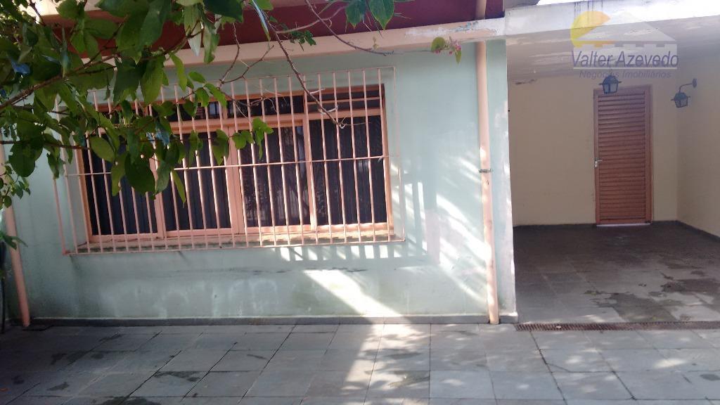 Casa residencial para locação, Vila Romero, São Paulo.