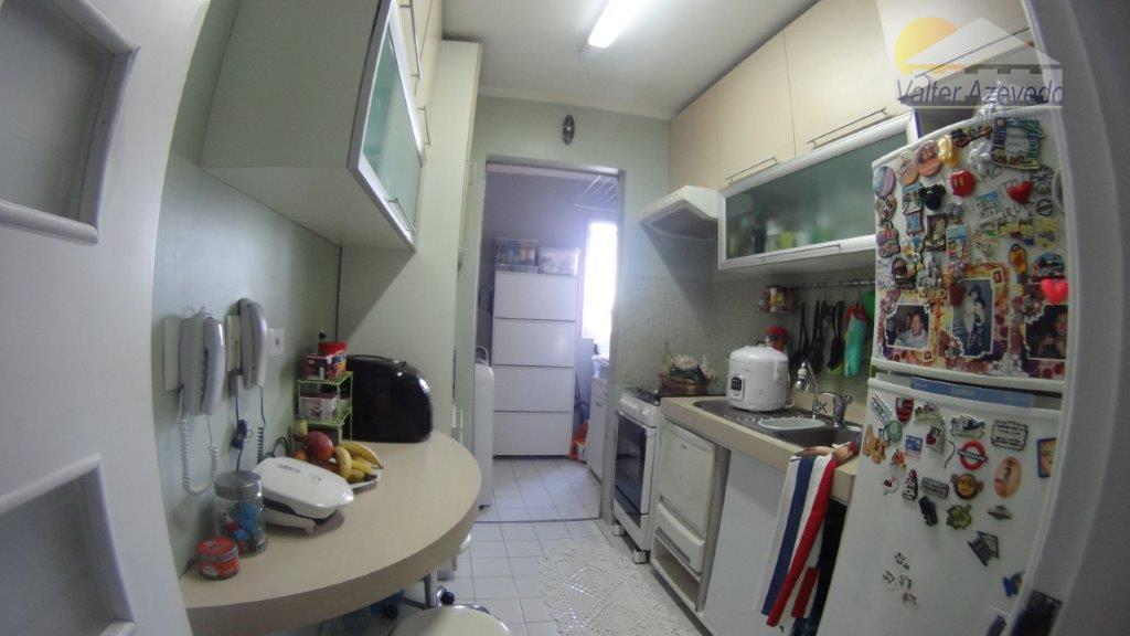 Apartamento residencial à venda, Vila Aurora, São Paulo.