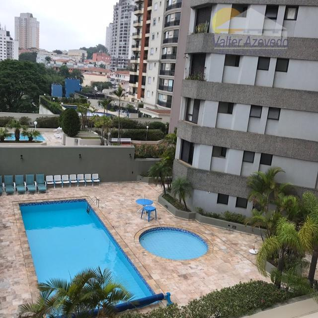 Apartamento residencial para locação, Santa Teresinha, São Paulo.
