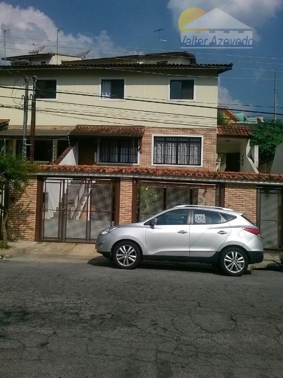 Sobrado residencial para venda e locação, Imirim, São Paulo.