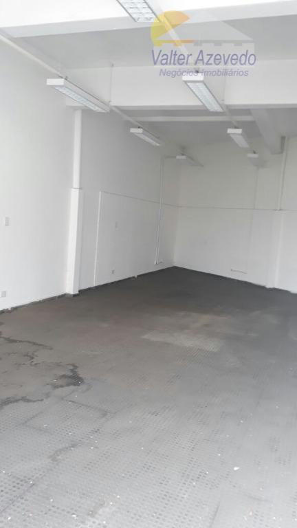 salão comercial santa terezinha ! 70 m2 au- pé direito alto, 01 wc, 02 portas de...