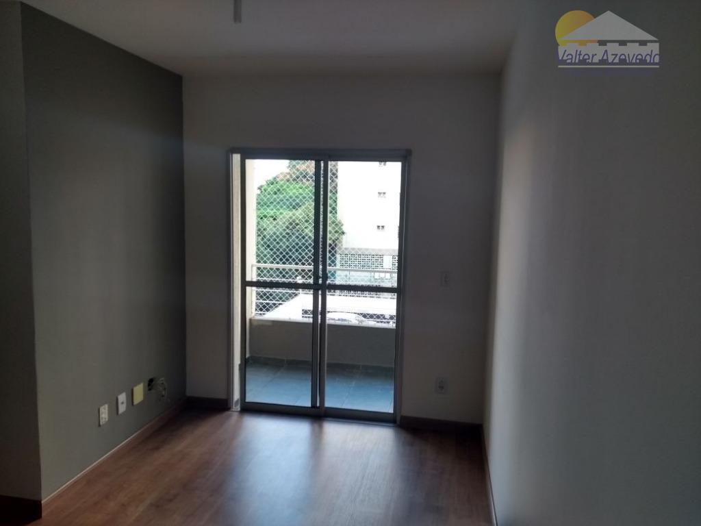 Apartamento residencial para locação, Vila Amélia, São Paulo.
