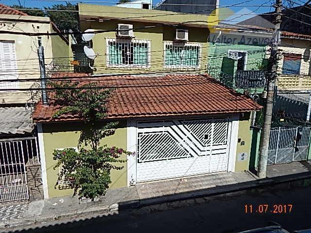 Casa Residencial para venda e locação, Santana, São Paulo - CA0097.