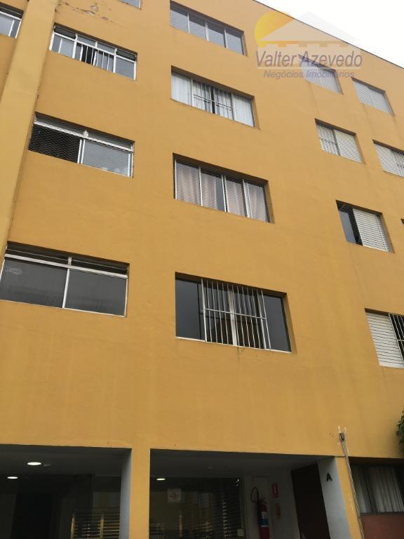 Apartamento para alugar, 50 m² por R$ 1.200/mês - Lauzane Paulista - São Paulo/SP