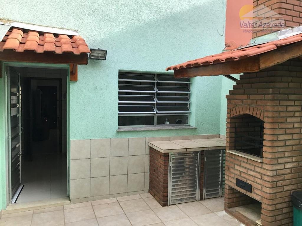 Sobrado Residencial à venda, Santana, São Paulo - SO0172.