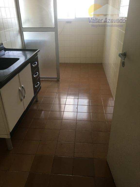 Apartamento com 2 dormitórios para alugar, 55 m² por R$ 0/mês - Santa Terezinha - São Paulo/SP