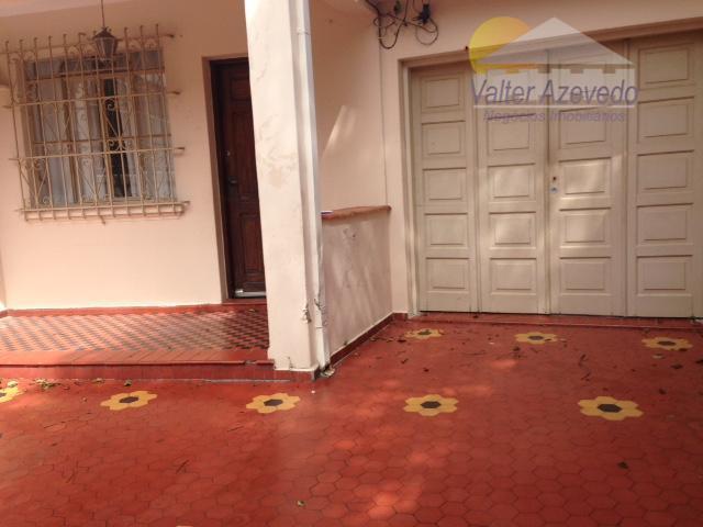 Sobrado com 3 dormitórios para alugar, 200 m² por R$ 3.500/mês - Santana - São Paulo/SP