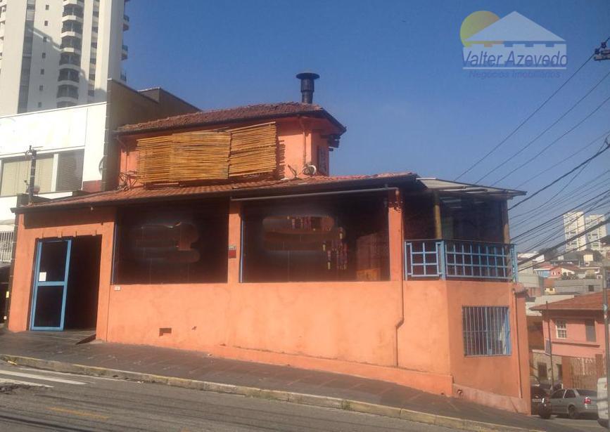 Sobrado para alugar, 250 m² por R$ 9.800/mês - Santana - São Paulo/SP