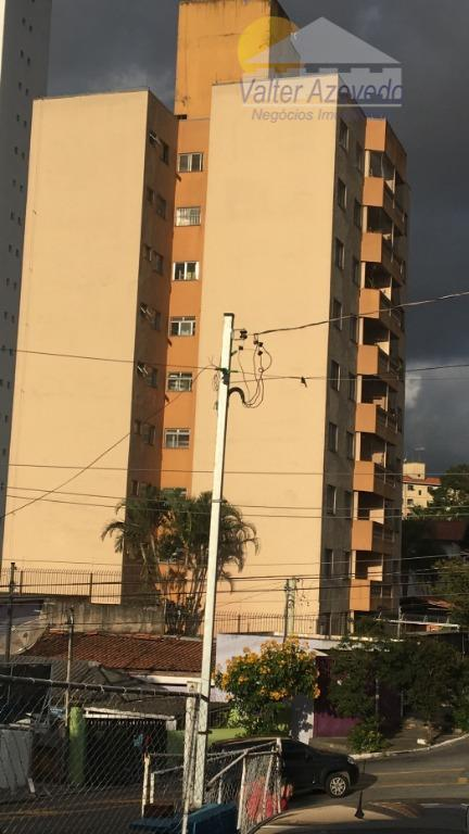 Apartamento com 2 dormitórios à venda, 60 m² por R$ 330.000 - Parque Mandaqui - São Paulo/SP