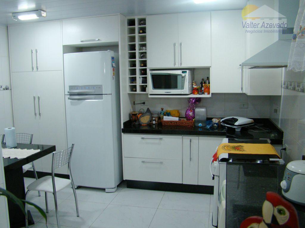 Sobrado residencial à venda, Tucuruvi, São Paulo - SO0044.