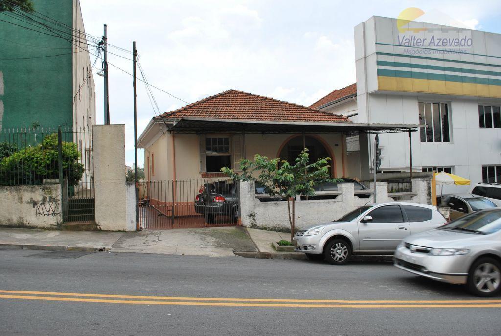 Casa comercial à venda, Vila Paulicéia, São Paulo - CA0023.