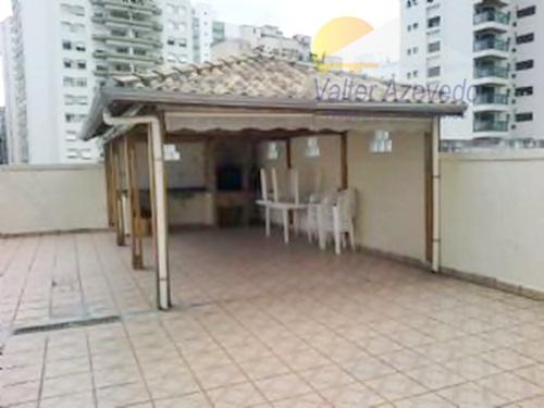 Apartamento residencial à venda, Santana, São Paulo - AP0094.