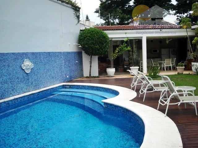 Casa residencial à venda, Alto de Pinheiros, São Paulo - CA0003.