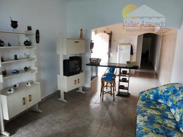 Casa residencial à venda, Vila Caiçara, Praia Grande - CA0010.