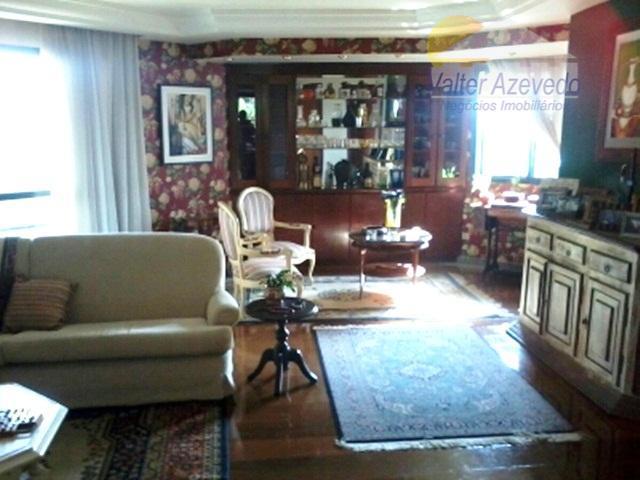 Apartamento residencial à venda, Santana, São Paulo - AP0012.