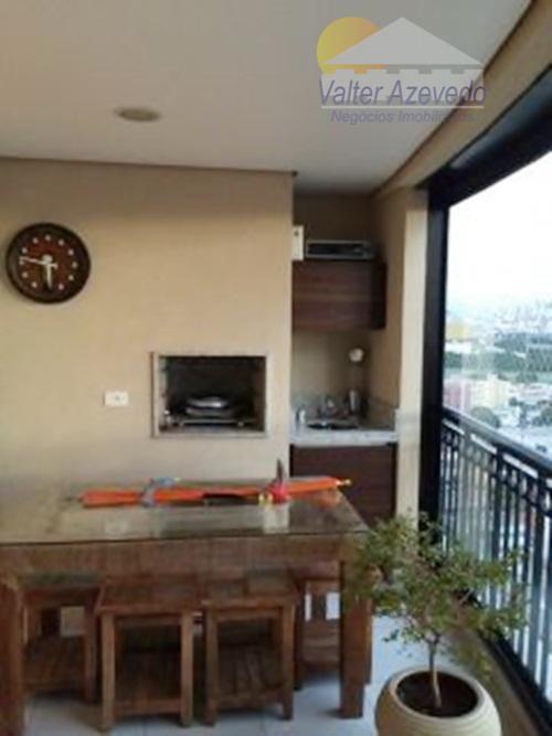 Apartamento residencial à venda, Santana, São Paulo - AP0101.