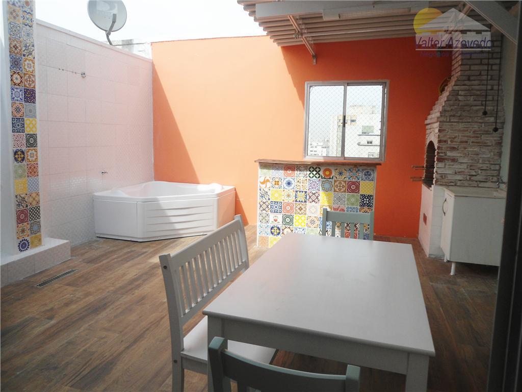 Apartamento Duplex residencial à venda, Santana, São Paulo - AD0001.