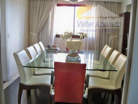 Apartamento residencial à venda, Santana, São Paulo - AP0070.
