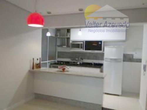 Apartamento residencial à venda, Limão, São Paulo - AP0088.