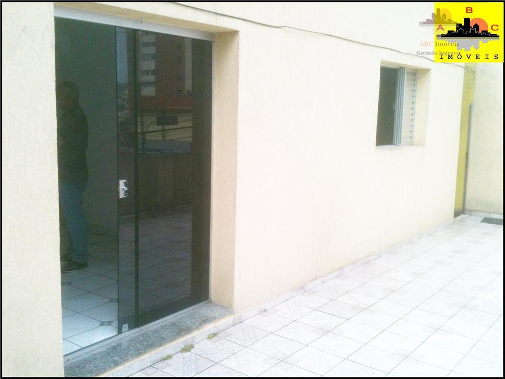 Casa  comercial para locação, Vila Luzita, Santo André.
