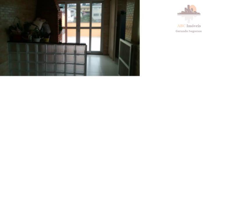 Cobertura linda c/ 02 vagas e churrasqueira para venda e locação na Vila Pires, Santo André.