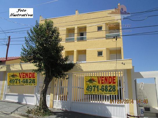 Apartamento  residencial à venda, Jardim Las Vegas, Santo André.