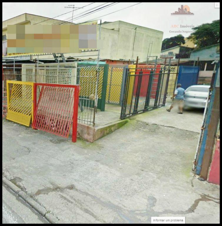 Galpão  comercial para locação, Vila Linda, Santo André.
