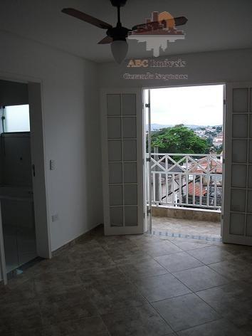Sobrado residencial à venda, Vila Assunção, Santo André.