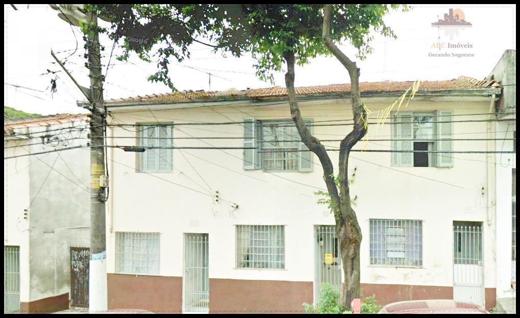 Sobrado  residencial para locação, Vila Alzira, Santo André.