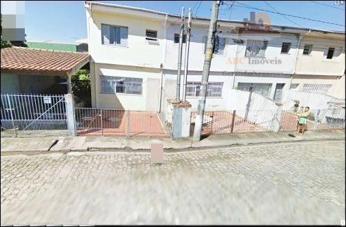 Terreno  residencial à venda, Vila Homero Thon, Santo André.