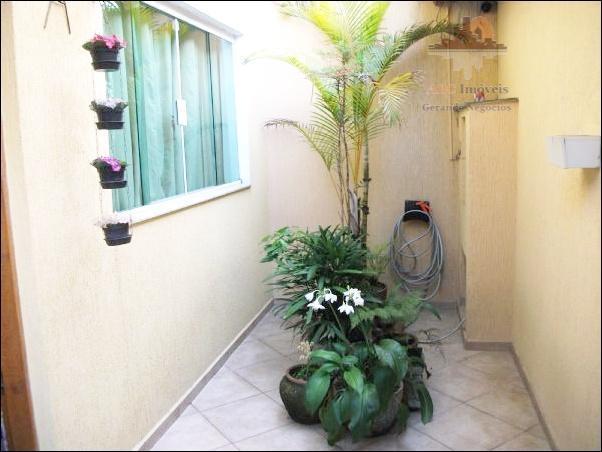 Sobrado  residencial à venda, Vila Marina, Santo André.