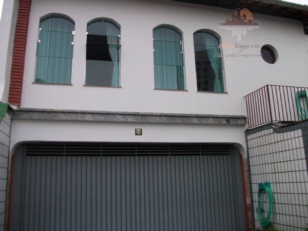 Casa  residencial à venda, Vila Alzira, Santo André.