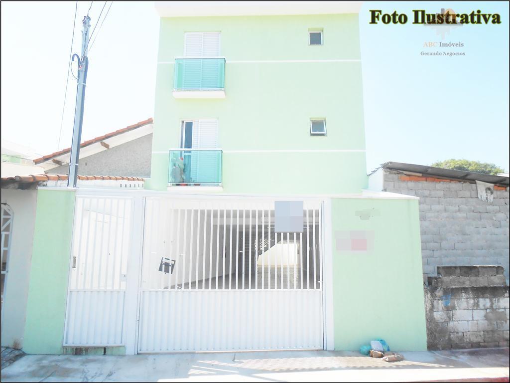 Apartamento  residencial à venda, Vila Eldízia, Santo André.