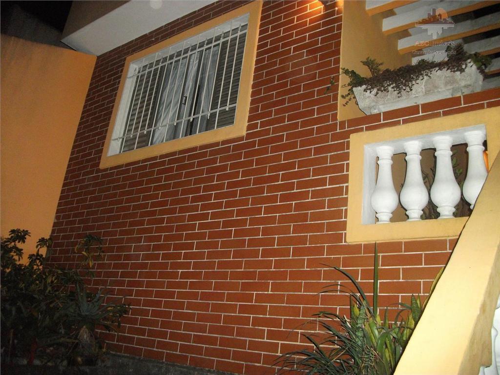 Casa residencial à venda, Jardim Santa Cristina, Santo André - CA0032.