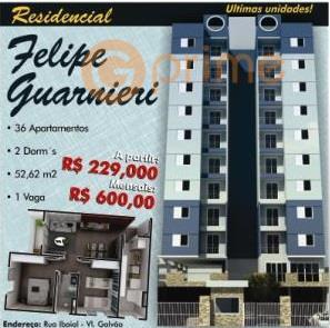 Apartamento 52,62m
