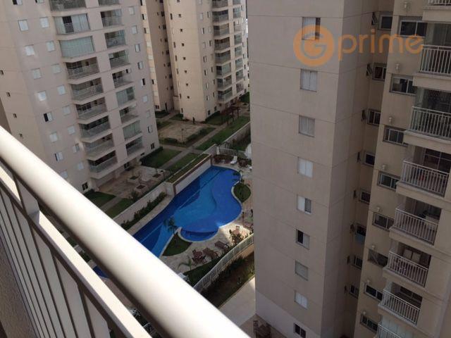 Apartamento  residencial à venda, Vila Leonor, Guarulhos.