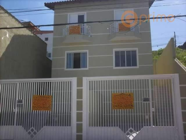 Casa  residencial à venda, Parque Continental, Guarulhos.